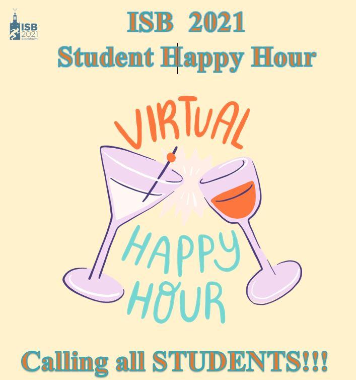 student happy hour isb2021
