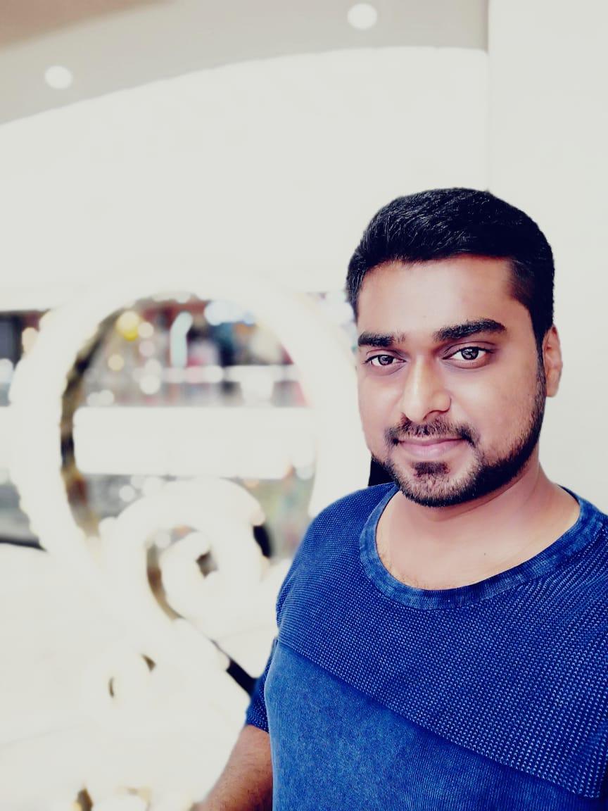 vijay dhamodharan