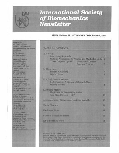 Issue 48 - November 1992