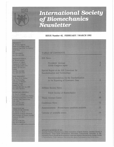 Issue 45 - February 1992