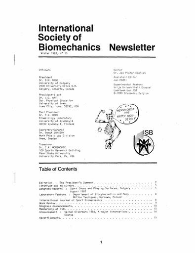 Issue 13 - Winter 1983